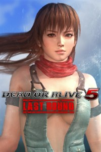 Carátula del juego DEAD OR ALIVE 5 Last Round Phase 4 Overalls
