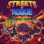 Streets of Rogue: Character Pack Edition Logo