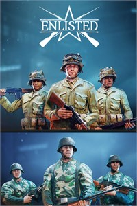 "Enlisted - ""Invasion of Normandy"" Machine Gun Bundle"
