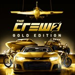 THE CREW® 2 - Gold Edition Logo