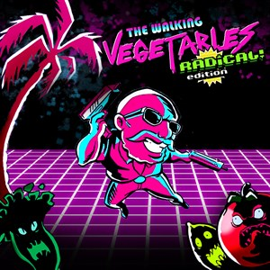 The Walking Vegetables: Radical Edition Xbox One