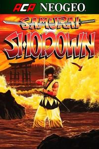 Carátula del juego ACA NEOGEO SAMURAI SHODOWN
