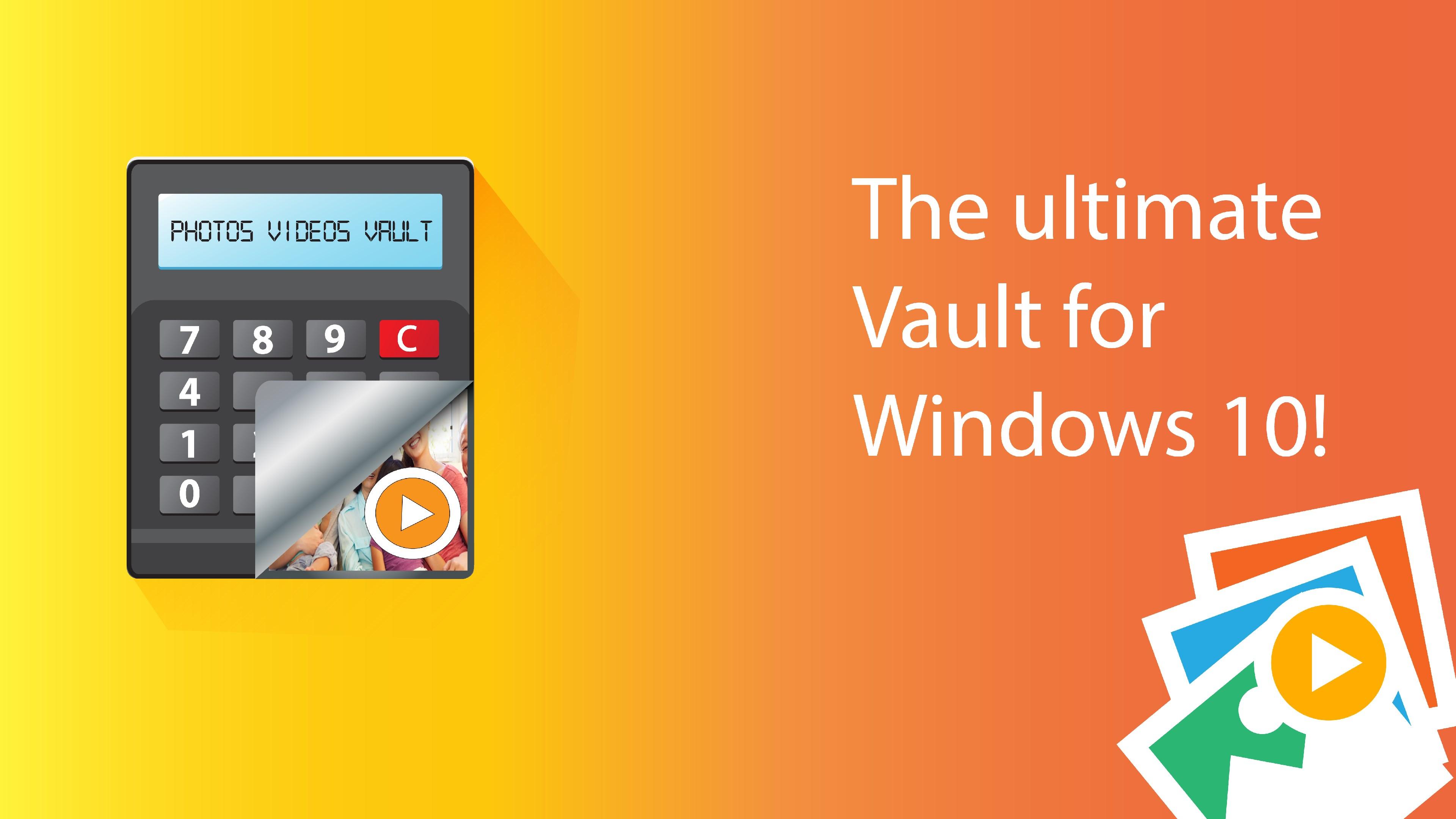Get Calculator Vault Hide Photos Videos Microsoft Store