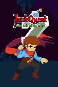 Carátula para el juego JackQuest de Xbox 360