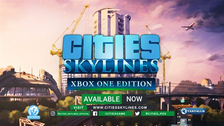 Buy Cities: Skylines - Xbox One Edition - Microsoft Store en-GB