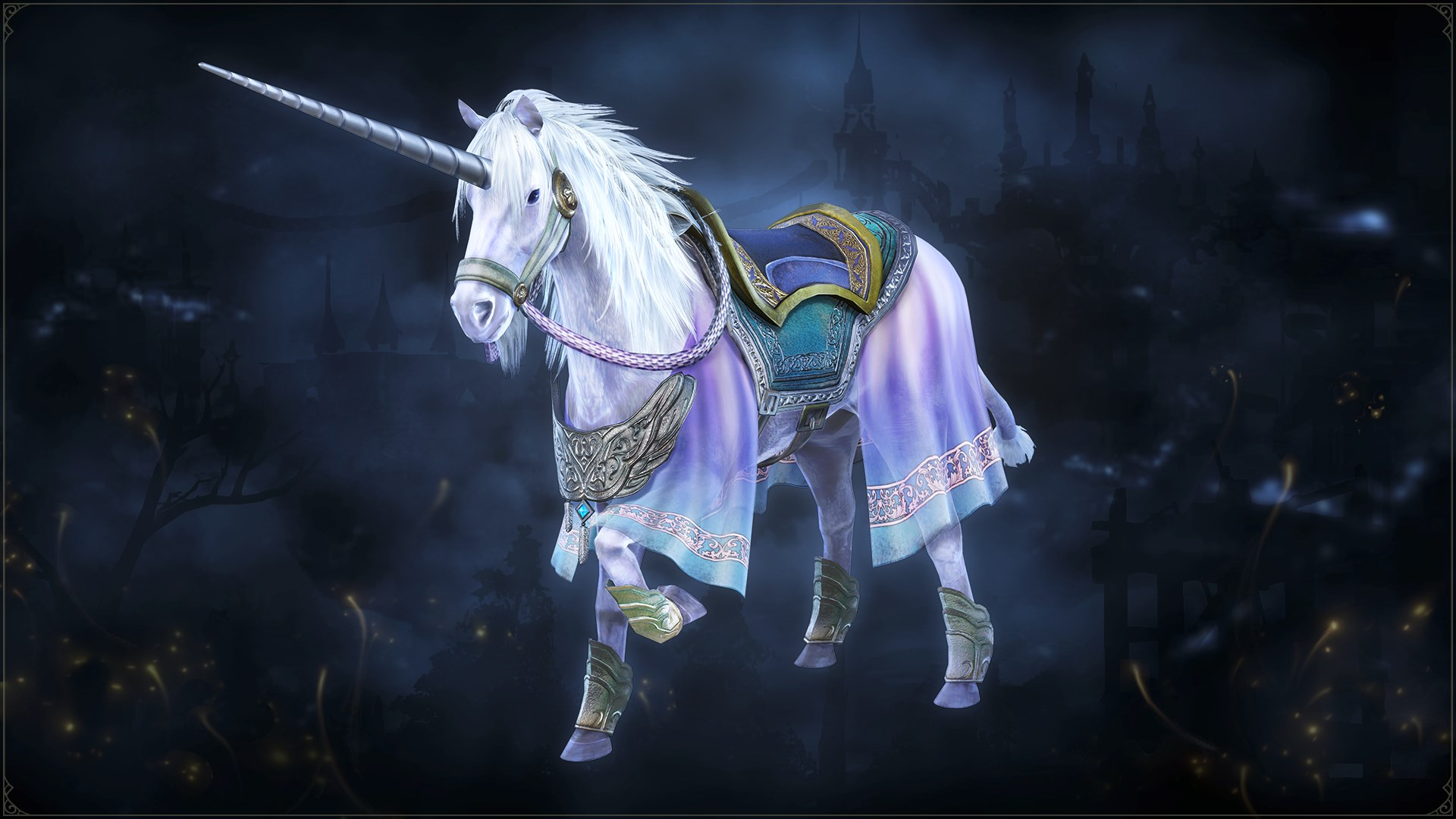 "WARRIORS OROCHI 4: Bonus Mount ""Unicorn"""