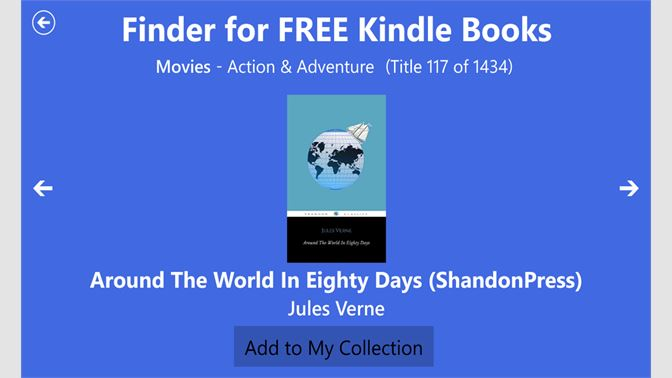 Buy Finder for FREE Kindle Books - Microsoft Store