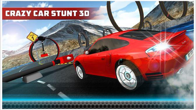 Crazy car stunts multiplayer