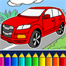 Coloring Book: Cars Coloring Pages