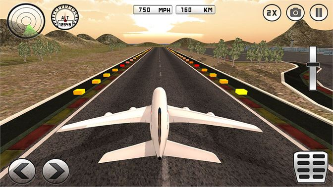 Get Airplane Flight Pilot Simulator - Microsoft Store