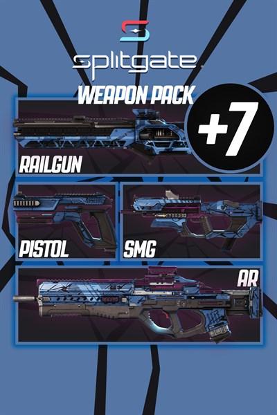 Splitgate - Starter Weapon Bundle