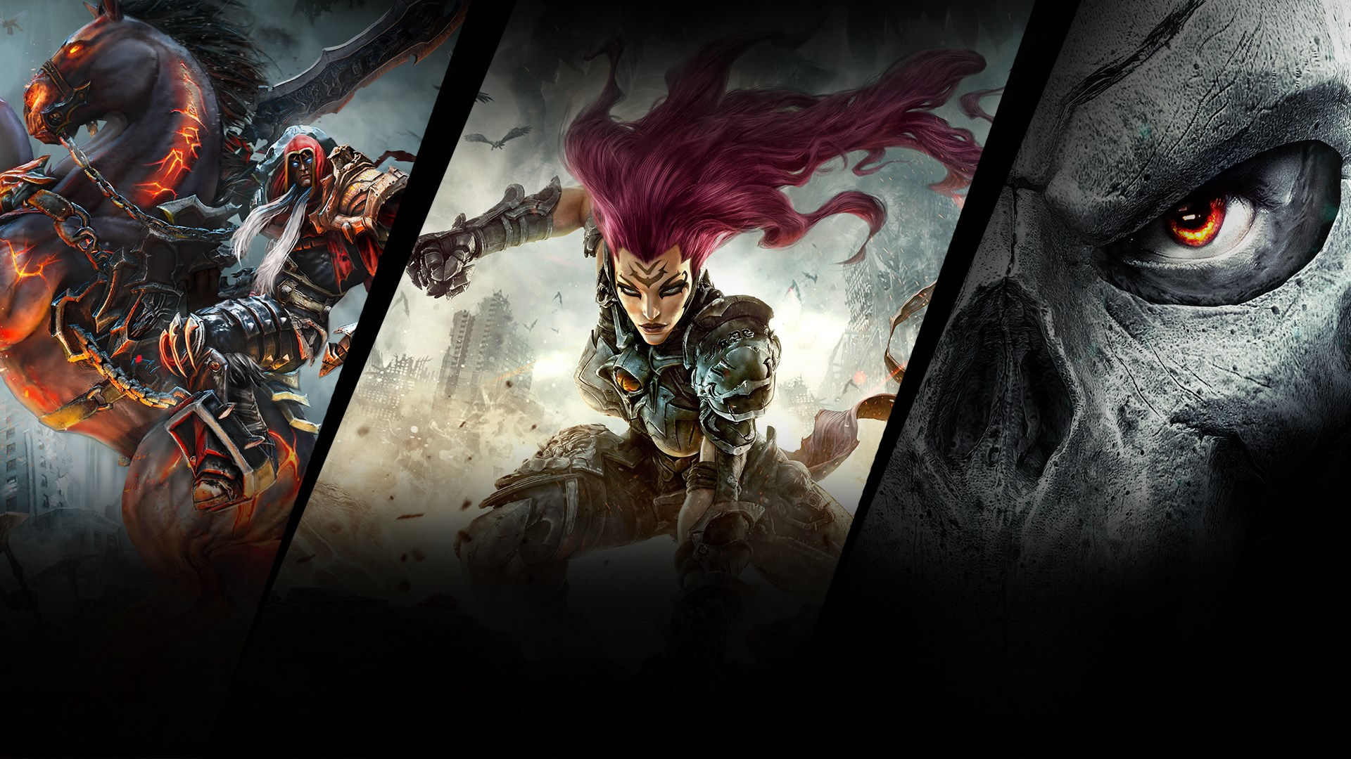 Buy Darksiders Fury S Collection War And Death Microsoft Store