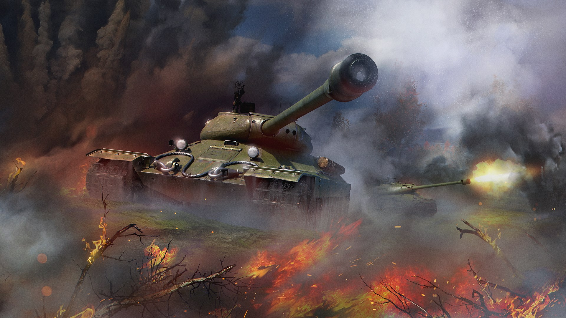 War Thunder - IS-6 Pack