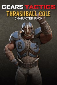Thrashball Cole Character Pack
