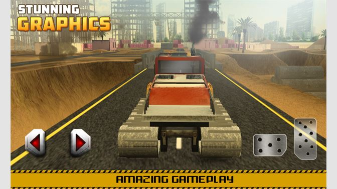 modern city roads construction road builder sim を入手 microsoft