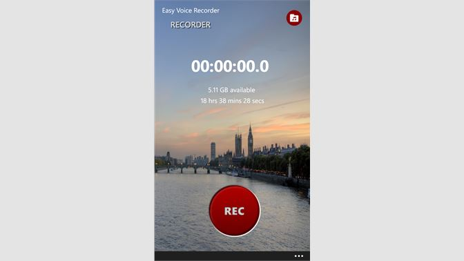 Get Easy Voice Recorder - Microsoft Store