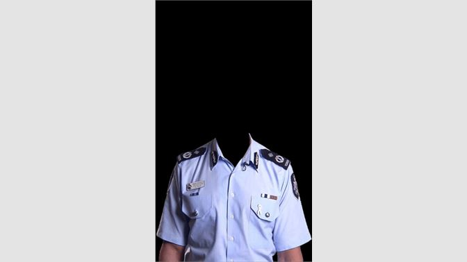 Get Police Suit Photo Montage - Microsoft Store