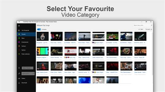 Video & Mp3 Music Downloader for Youtube Videos screenshot 1