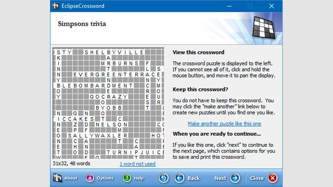 Get Eclipsecrossword Microsoft Store