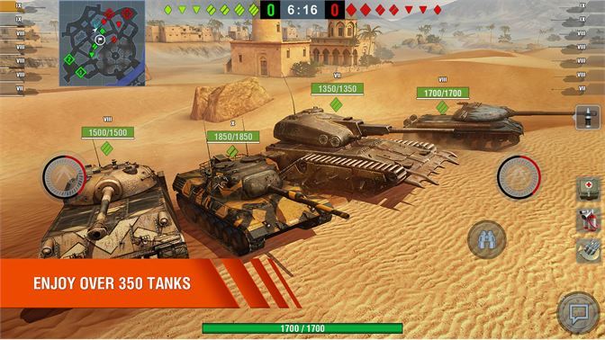 Get World of Tanks Blitz - Microsoft Store
