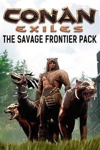 Carátula del juego The Savage Frontier Pack