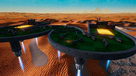 Ballistic Mini Golf screenshot 2