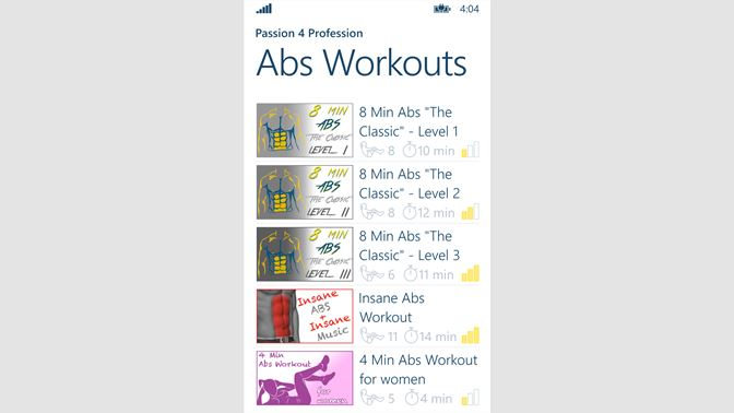 Get Abs Workout