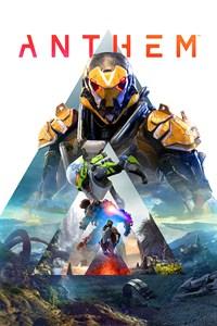 Carátula para el juego Anthem de Xbox 360