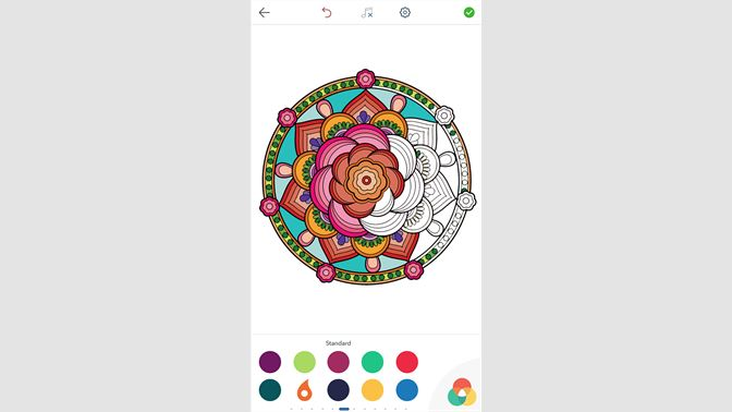 Get Mandala Coloring Pages Adult Coloring Book Microsoft Store En Gb