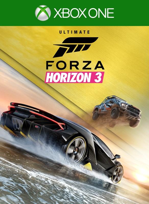 Скриншот №5 к Forza Horizon 3 ultimate-издание