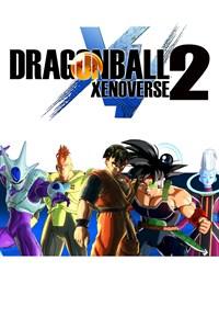 Carátula del juego DRAGON BALL XENOVERSE 2 Masters Pack