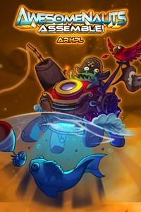 Carátula del juego Ahrpl - Awesomenauts Assemble! Skin