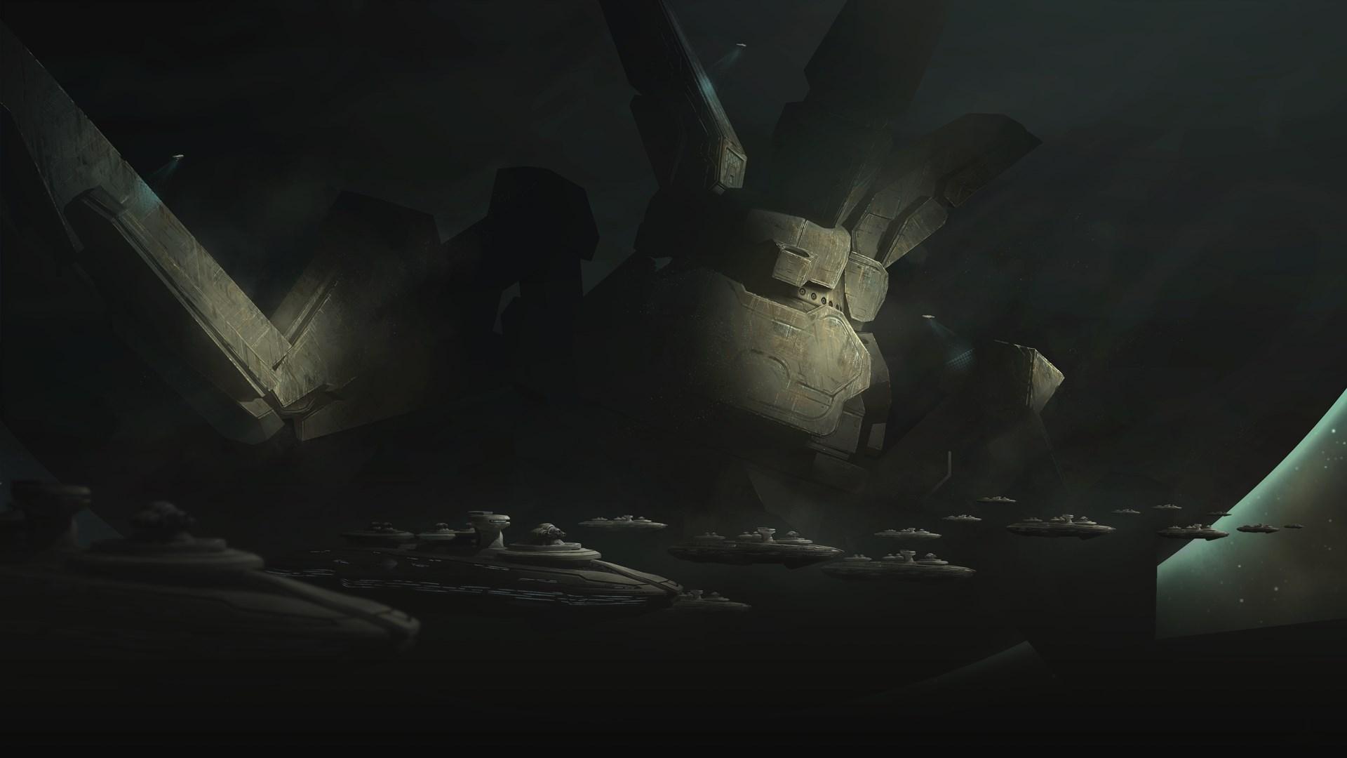 Скриншот №1 к Stellaris Distant Stars Story Pack