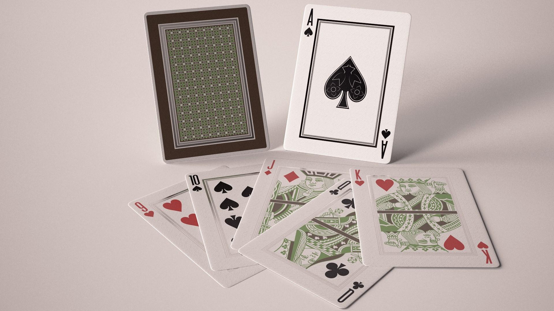 Гамильтон колода карт