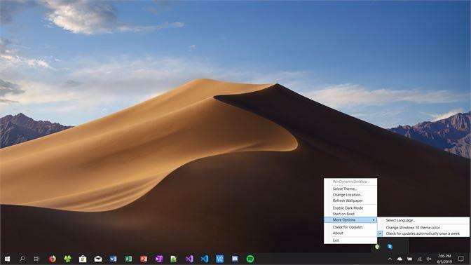 Get WinDynamicDesktop - Microsoft Store