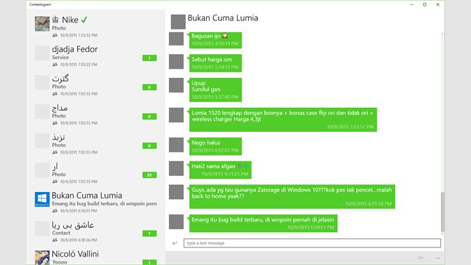 Get Chatogram Preview - A Telegram Client - Microsoft Store