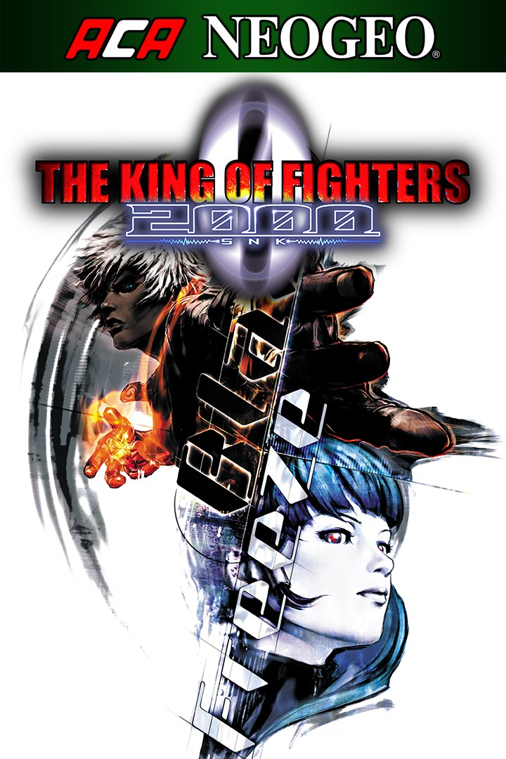 Buy Aca Neogeo The King Of Fighters 2000 Microsoft Store
