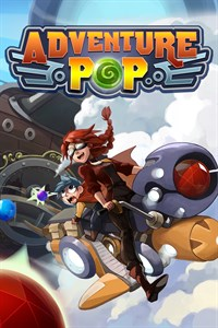 Carátula del juego Adventure Pop