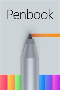 Penbook Freehand Writing App