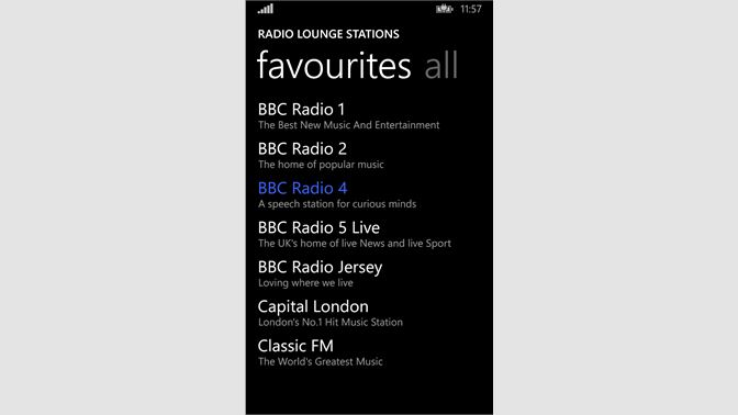 Buy Radio Lounge UK - Microsoft Store