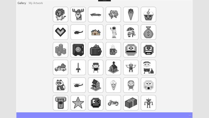Get Pixel Art