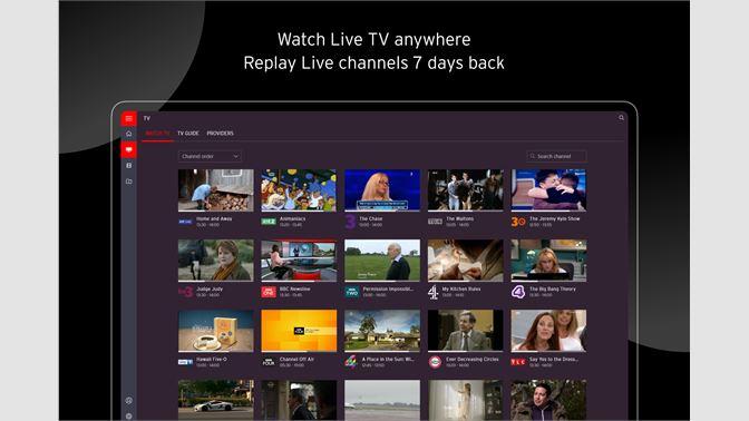 Get Virgin TV Anywhere Ireland - Microsoft Store en-IE