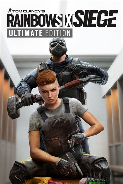 Tom Clancy's Rainbow Six® Siege Ultimate Edition