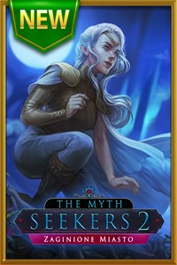 The Myth Seekers 2: Zaginione Miasto