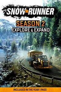 SnowRunner - Season 2: Explore & Expand (Windows 10)