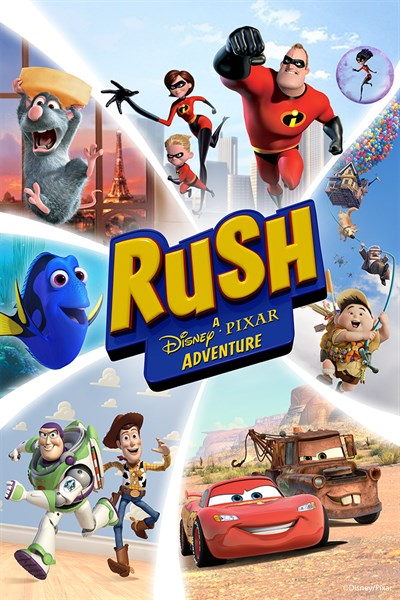 Rush: A DisneyPixar Adventure