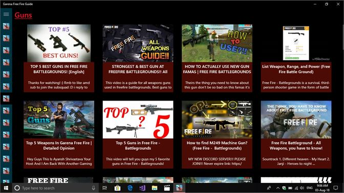 Buy Garena Free Fire Guide - Microsoft Store