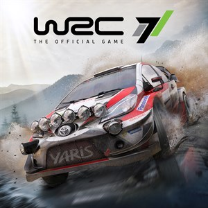 WRC 7 FIA World Rally Championship Xbox One