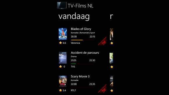 TV Films NL