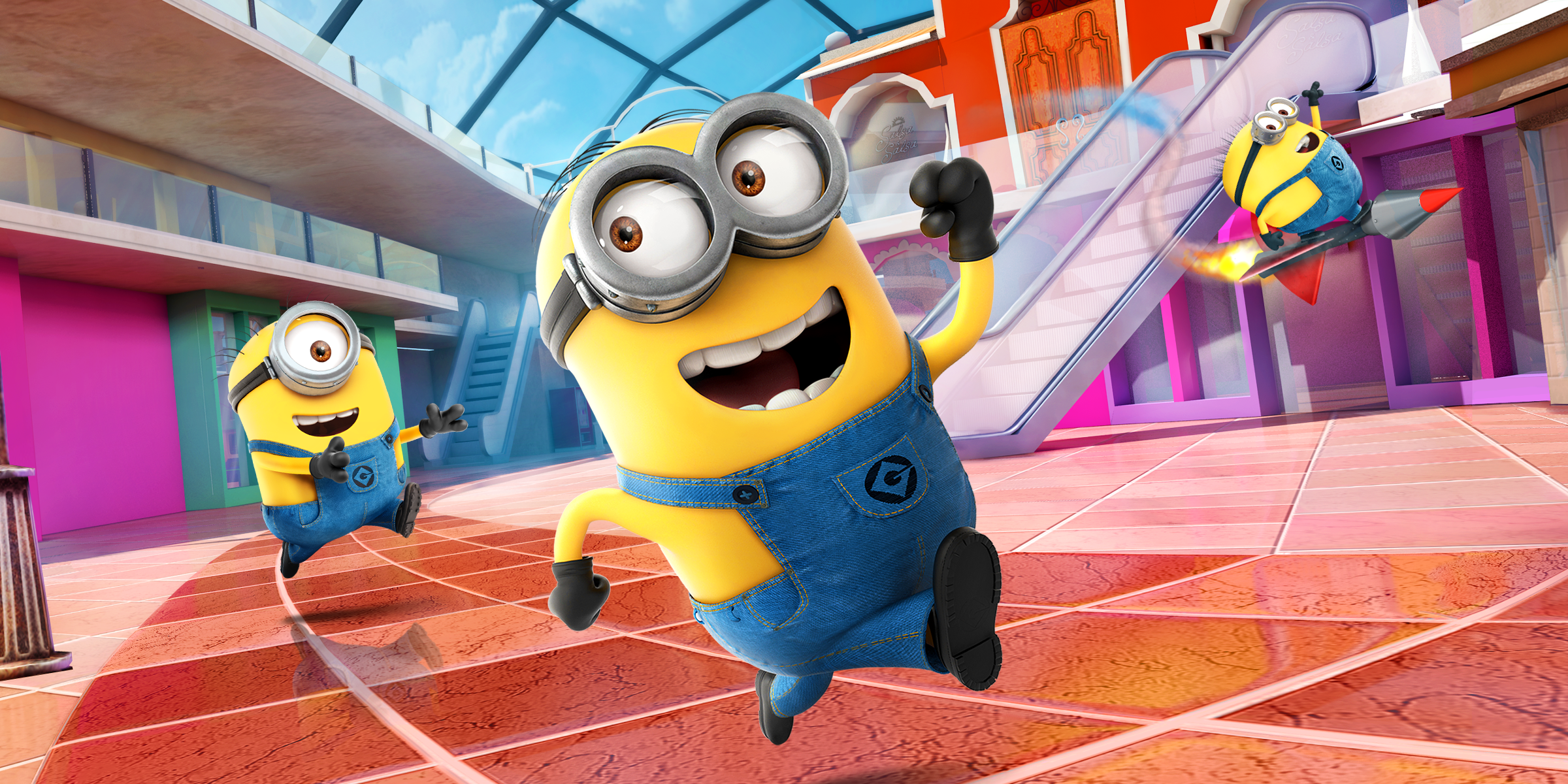 Get Despicable Me: Minion Rush - Microsoft Store